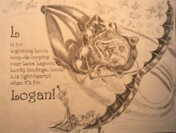 Logandrawing